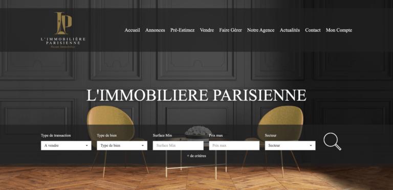 L'imobilière parisienne