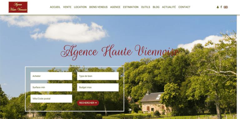 Agence Haute Viennoise