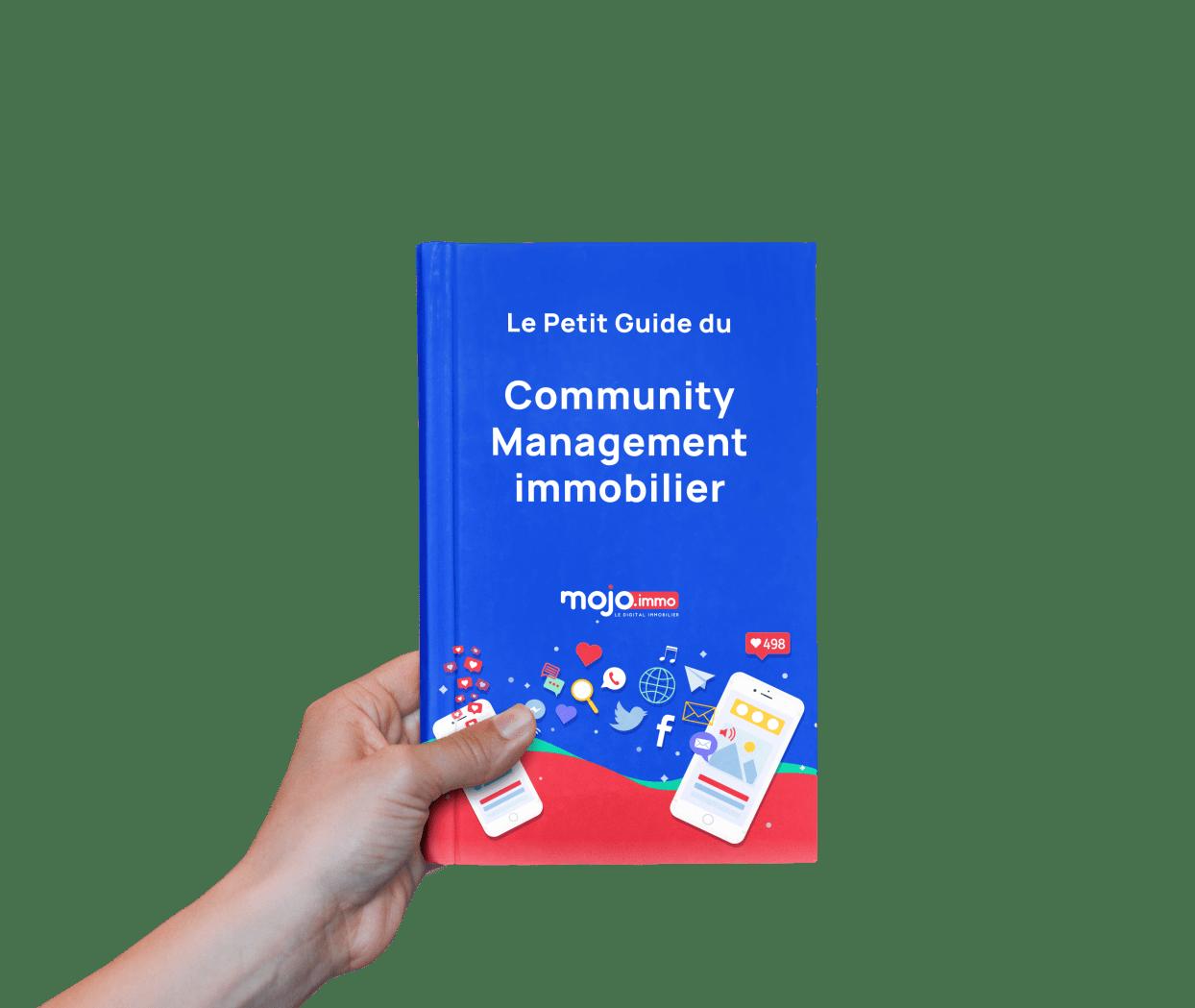 Livre blanc petit guide community management dans Immobilier
